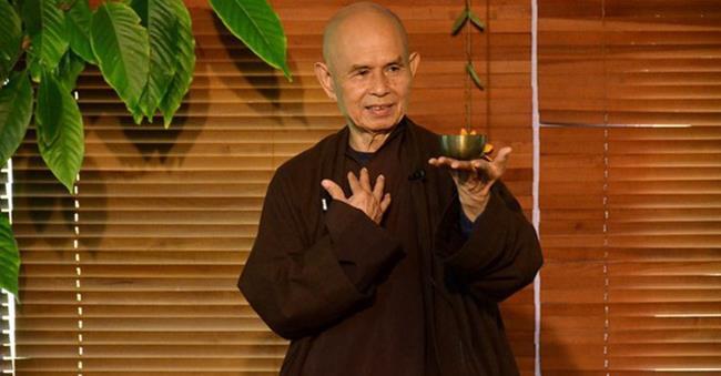 12 câu nói nổi tiếng của thiền sư Thích Nhất Hạnh, đọc xong sẽ thấy tâm an,  vạn sự an