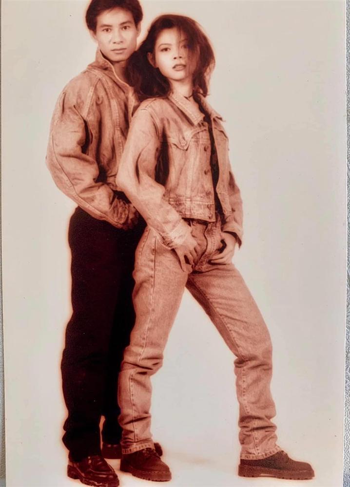 Quần Jean cạp cao, áo khoác denim từng là xu hướng