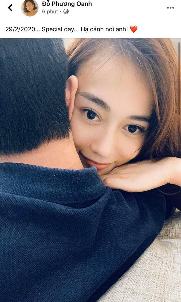 """""""Quỳnh búp bê"""" Phương Oanh xác nhận chia tay bạn trai sau 5 tháng công khai hẹn hò - ảnh 1"""