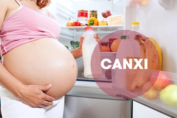 Sai lầm bổ sung canxi khi mang thai khiến mẹ nguy cơ sỏi thận, con sinh ra thấp còi