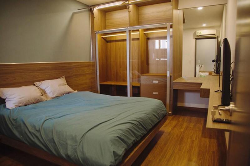 Phòng ngủ đẹp mắt