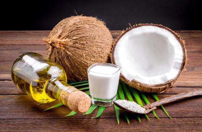 Dầu dừa tốt cho sức khỏe của bạn và dưỡng da tốt