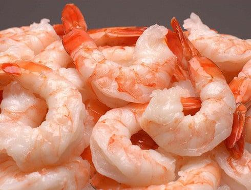Không ăn khi dị ứng hải sản