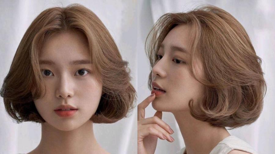 Kiểu tóc ngắn mà bạn nên thử ít nhất 1 lần trong đời. Không phải kiểu tóc mới nhưng tóc bob uốn xoăn chữ C lại chưa bao giờ hết
