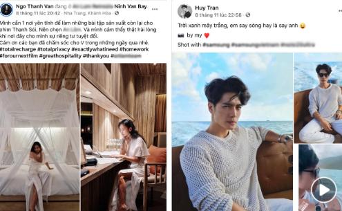 Cư dân mạng soi hàng loạt bằng chứng hẹn hò của Ngô Thanh Vân và nam thần 'Người ấy là ai'