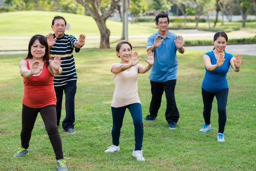 Tập thể dục giúp phòng ngừa bệnh trầm cảm