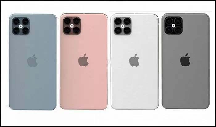 iPhone 13 sắp ra mắt với 4 màu sẽ phát hành vào tháng 9 tới đây.