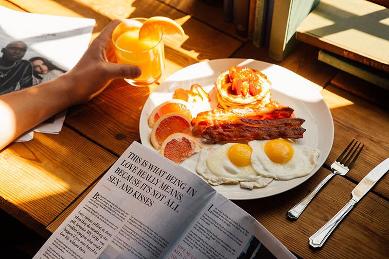 Bỏ ăn sáng gây hại sức khỏe