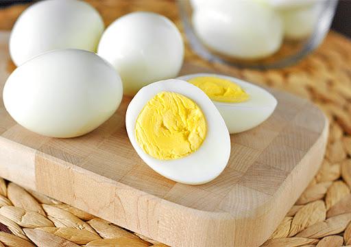 Trứng tốt cho trí não