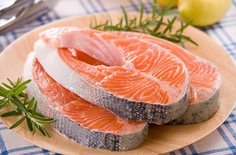 Ăn cá tuần 3 lần giúp sống thọ