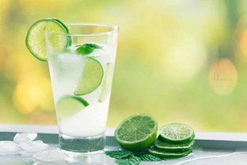 Nước chanh tốt cho hệ tiêu hóa