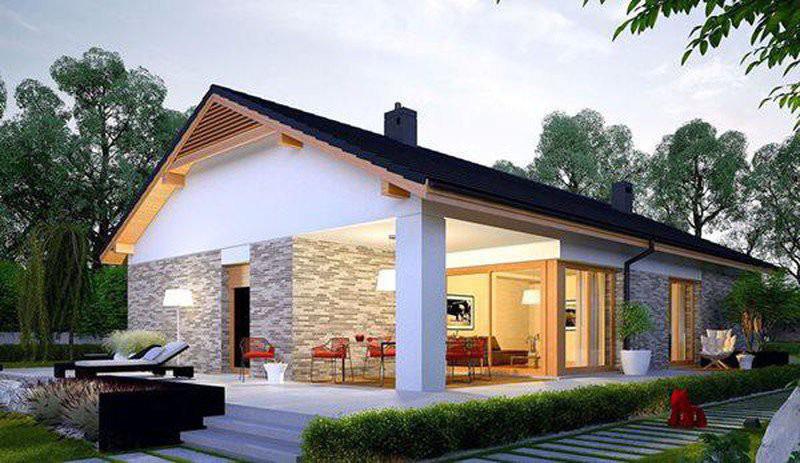 Nhà có nhiều ánh sáng địa thế đẹp tốt về mặt phong thủy