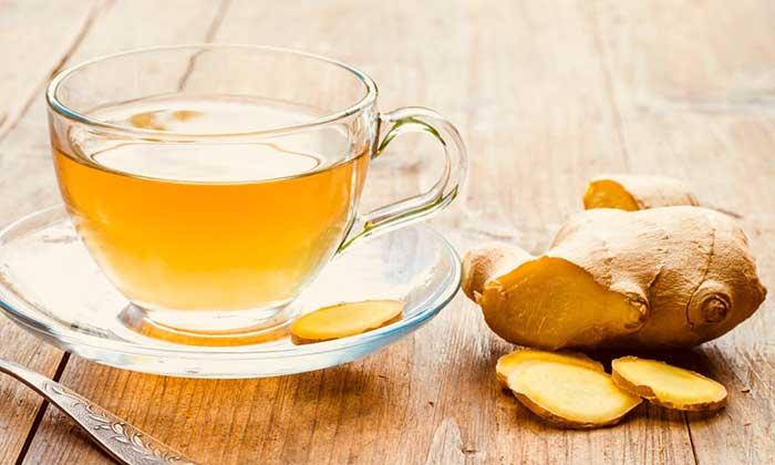 Uống trà gừng tốt cho sức khỏe