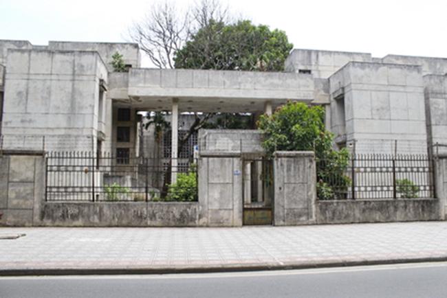 Ngôi nhà hoang số 300 Kim Mã - Hà Nội