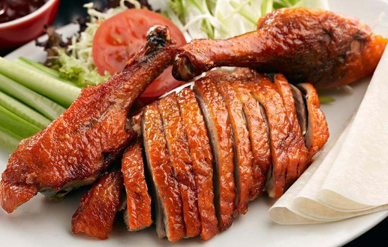 Người béo phì thừa cân không nên ăn thịt vịt