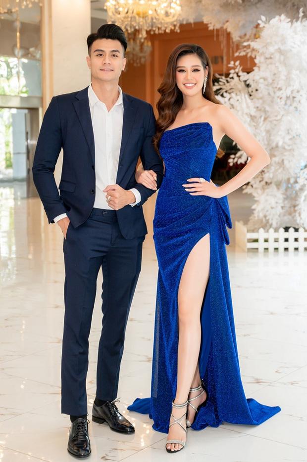 Hoa hậu Khánh Vân lên tiếng về tin đồn hẹn hò siêu mẫu Vĩnh Thụy