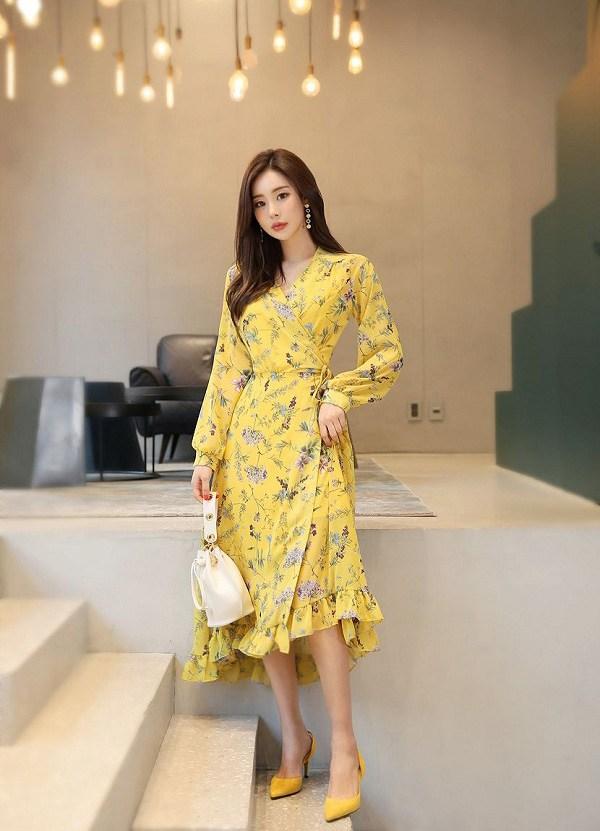 Đây chính là kiểu váy giúp eo thon, nàng nào cũng nên bổ sung vào tủ đồ