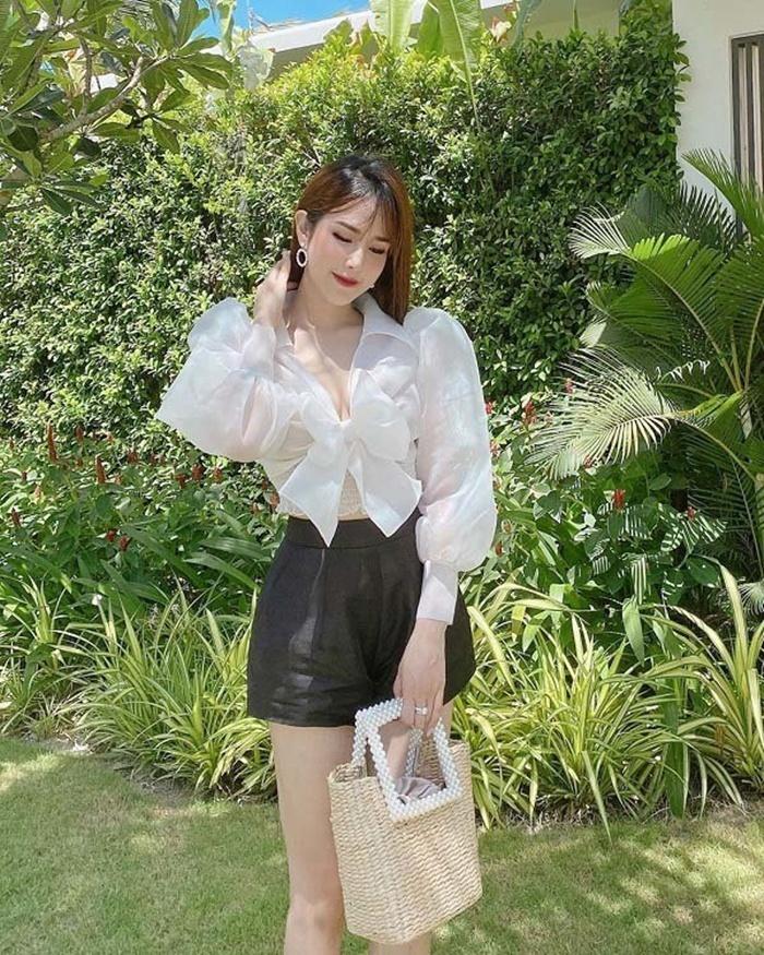Ngắm sao Việt diện quần short chị em có thêm một vài ý tưởng diện đồ đẹp hết ý