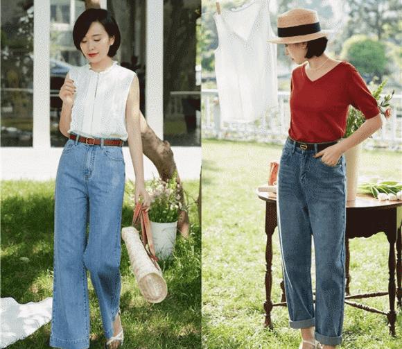 """3 """"mẫu cơ bản"""" phối đồ mùa hè cho chị em mặc đi làm hay đi chơi đều đẹp"""