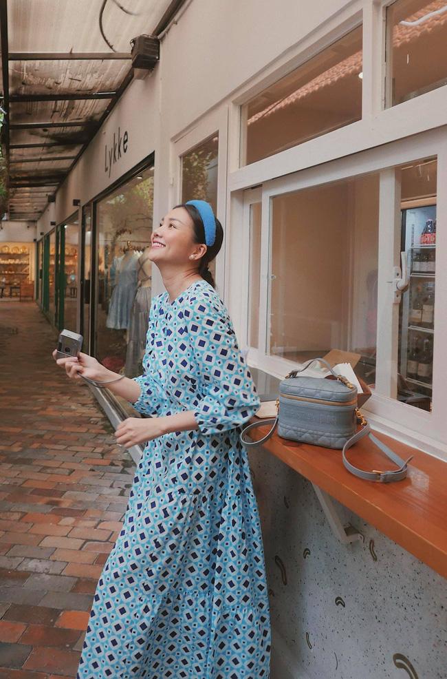 Thanh Hằng có cả bộ sưu tập váy đồ sộ, nàng 30+ ngắm nghía sẽ có vô số ý tưởng diện đẹp
