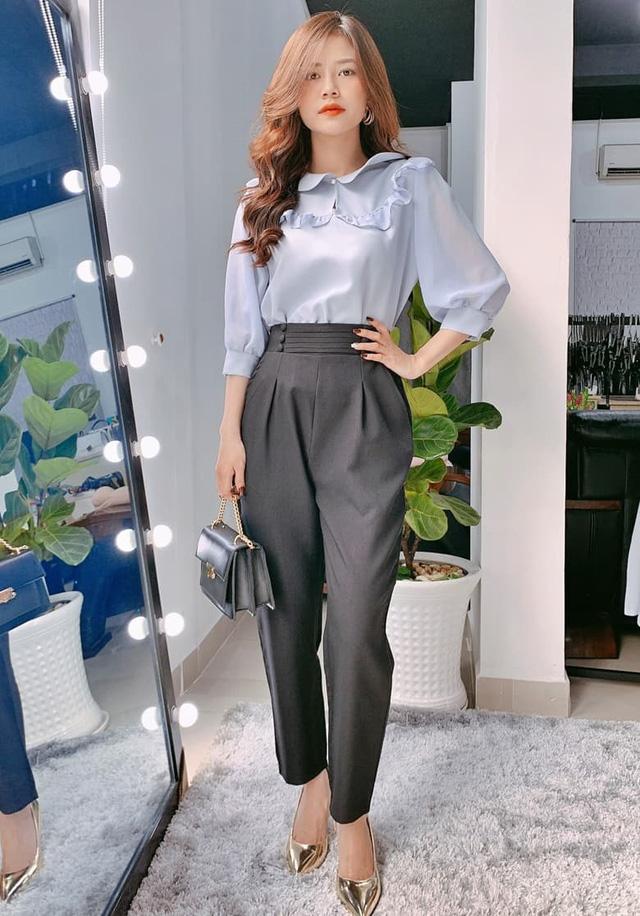 3 kiểu quần dài cơ bản vừa hợp mốt vừa mix đủ các phong cách từ công sở đến đi chơi