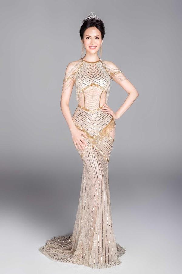 Hoa hậu Thu Thủy