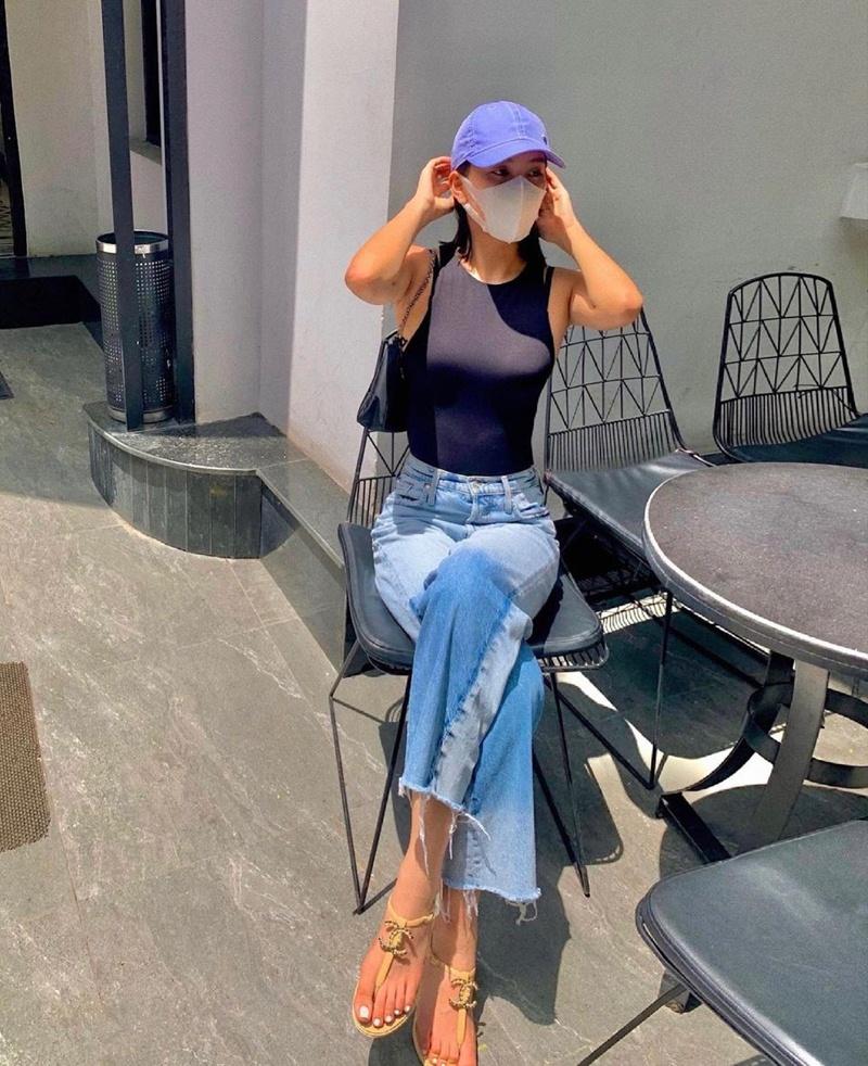 """Học sao Việt lên style thời trang mùa hè với loạt công thức vừa """"cool"""" vừa tôn dáng"""
