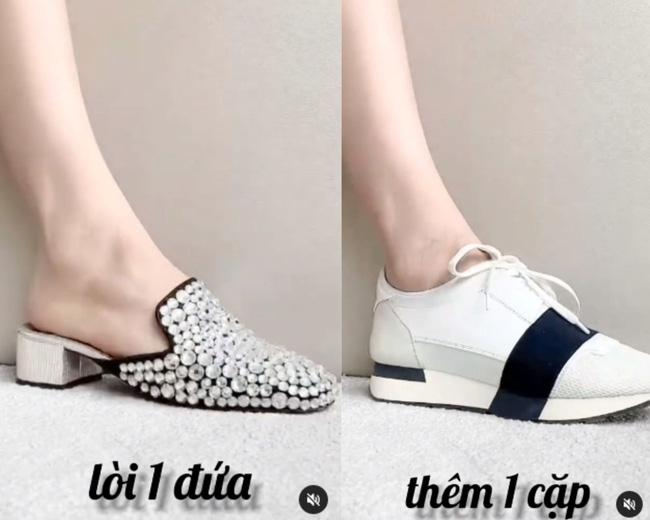 Hà Hồ chia sẻ tips chọn giày dép phù hợp với mọi hoàn cảnh ngay cả khi cãi nhau với người yêu