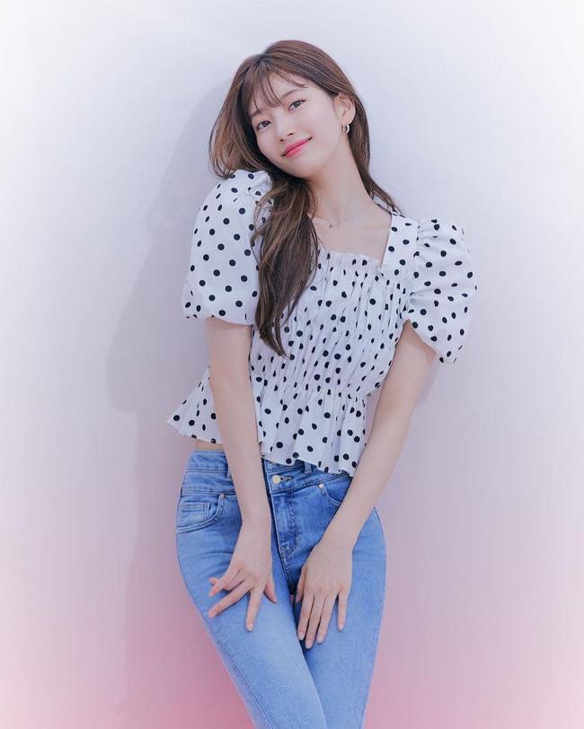 """12 công thức diện áo blouse chuẩn xinh như sao Hàn, chị em U30 cũng có thể """"bon chen"""""""