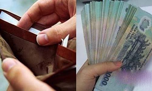 Phong thủy dành cho ví tiền
