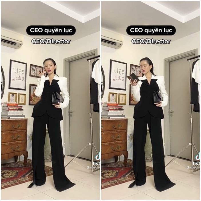 Khánh Linh gợi ý 7 set đồ công sở sang-xịn-mịn từ level nhân viên mới cho đến chị đại quyền lực