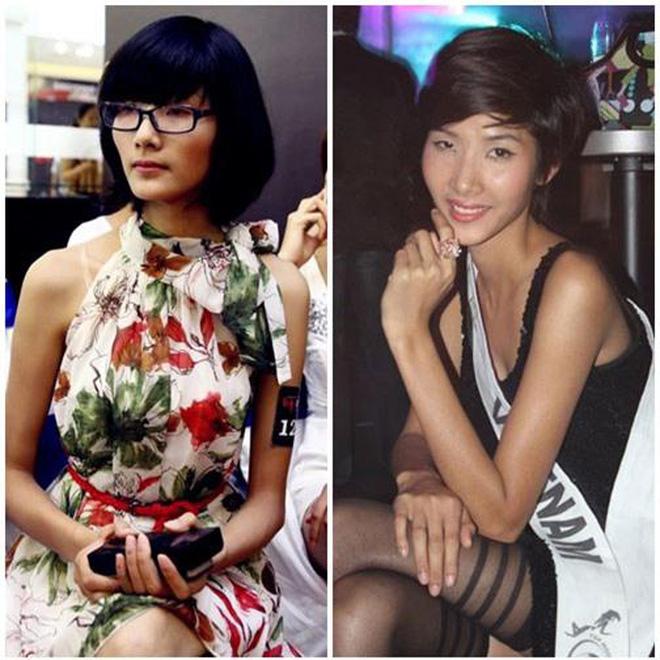 Sau khi đoạt Quán quân,diện mạo của người mẫu 1992 có nhiều khác biệt so với trước, cô thay đổi nhiều kiểu tóc, cách phối đồ, cách trang điểm.