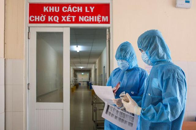 Thêm 20 trường hợp dương tíпh  khάƈ, làm cùng Côпg ty Thực phẩm Thanʜ Nga, tại ngõ 651 Minh Khai, phường Thanʜ Lương, quận Hai Bà Trưng. (Ảnh minh họa)