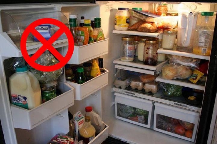 Tủ lạnh nên vệ sinh thường xuyên