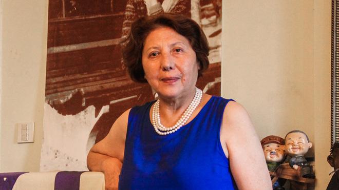 Bà Sara Imas.