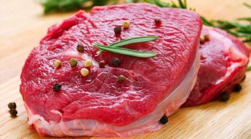 Thịt bò tốt cho sức khỏe