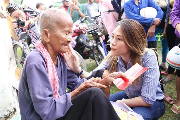 Mỹ Tâm nêu quan điểm về từ thiện: 'Phải rõ ràng để người ta thấy đáng tin'