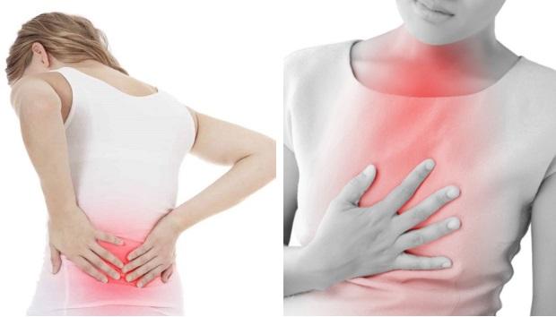9 vị trí đau trên cơ thể không nên xem nhẹ, coi chừng cảnh báo bệnh nguy hiểm