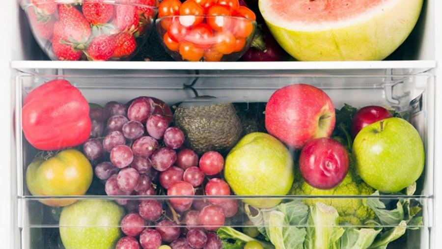 5 sai lầm khi bảo quản rau củ quả trong tủ lạnh nhiều người mắc phải
