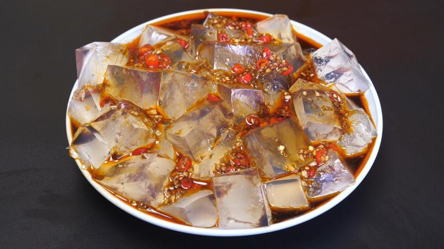 Vảy cá có thể chế biến thành món ăn mà nhiều người không biết.
