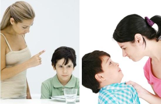 Cơn nóng giận có thể khiến cha mẹ có hành vi làm tổn thương con