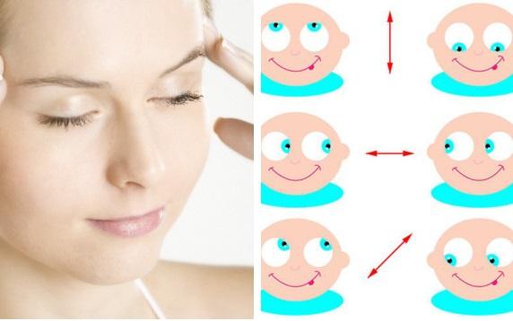 Thực hiện 5 bài tập này giúp mắt sáng khỏe