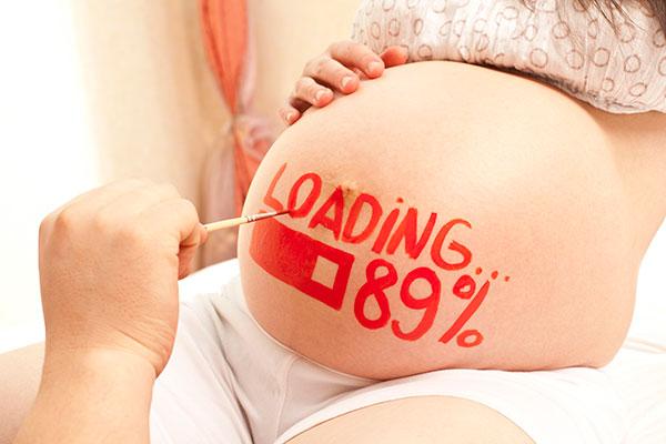 Mẹ bầu cần chú ý đến thời gian mang thai