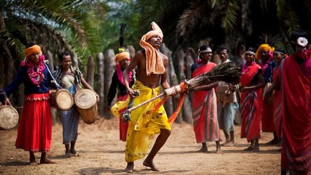Phong tục của người Muria cũng để lại nhiều hậu quả khó lường.