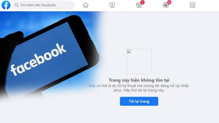 Tối 4/10, dịch vụ Facebook không thể truy cập trên mọi các nền tảng và ở nhiều khu vực trên toàn cầu bắt đầu từ khoảng 22h40