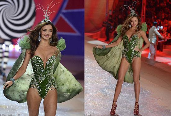 Các siêu người mẫu Victoria's Secret làm như thế nào để giữ vóc dáng?