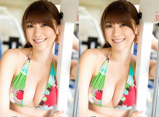 Cô cũng không quên khoe nụ cười tỏa nắng của mình trong mỗi tấm hình.