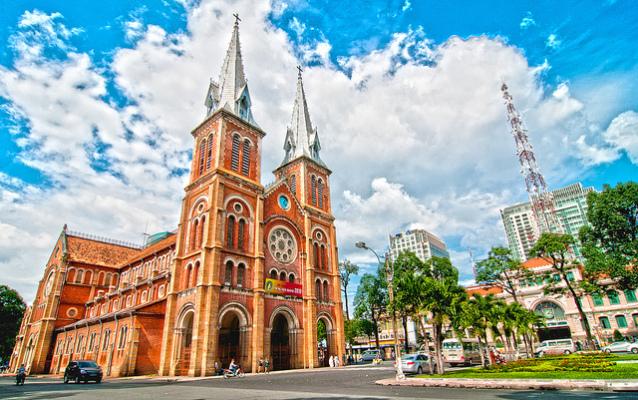 Nhà thờ Đức Bà quận 1