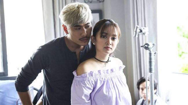 Kiều Minh Tuấn và Kaity Nguyễn