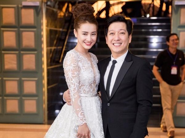Trường Giang và Nhã Phương vẫn là cặp đôi đẹp.